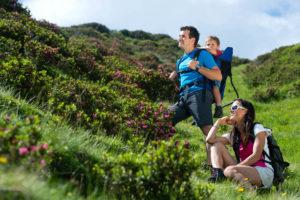 Escursioni con bambini a Castelrotto