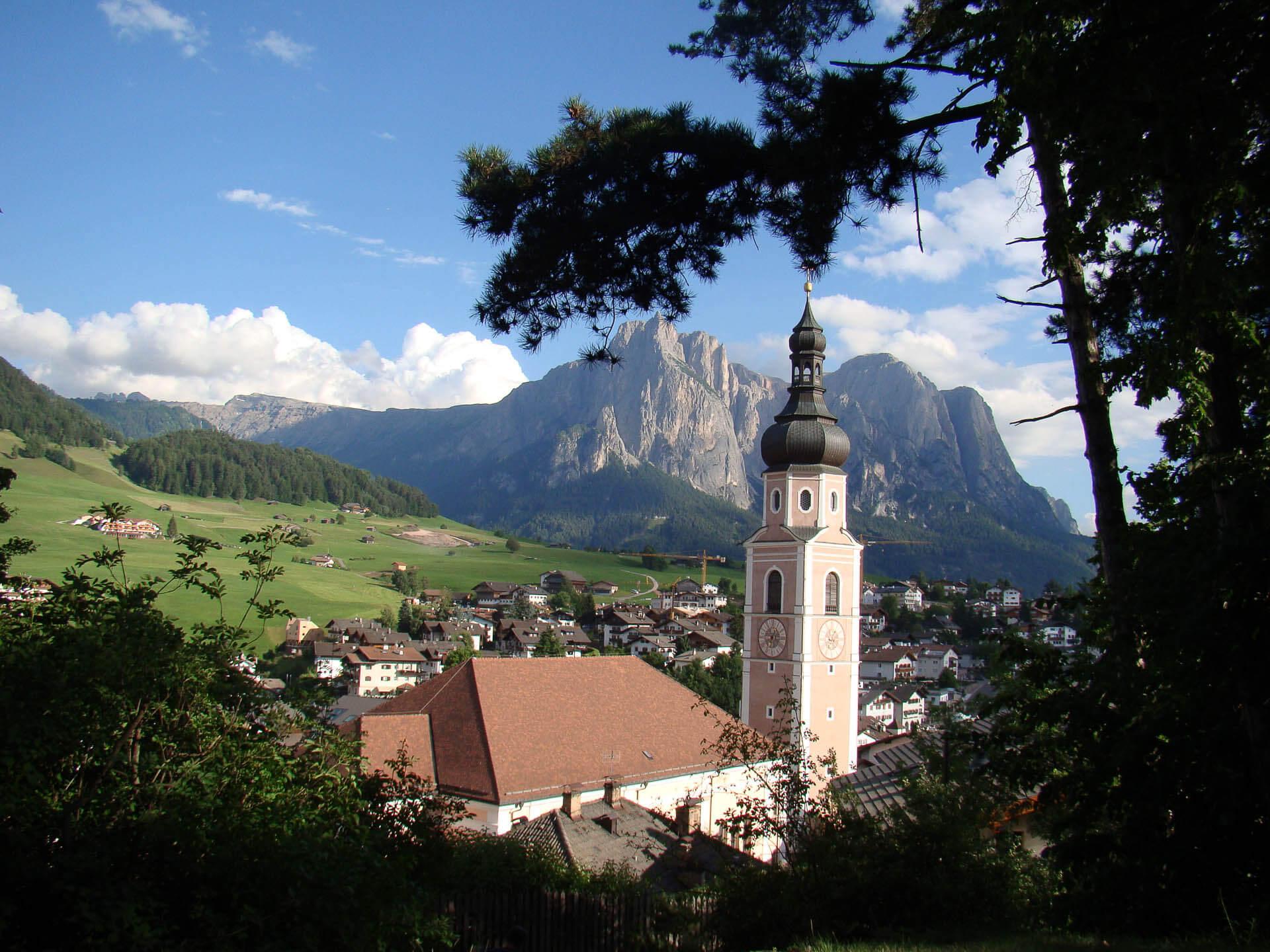 Ferien in Kastelruth - inmitten der einzigartigen Dolomiten