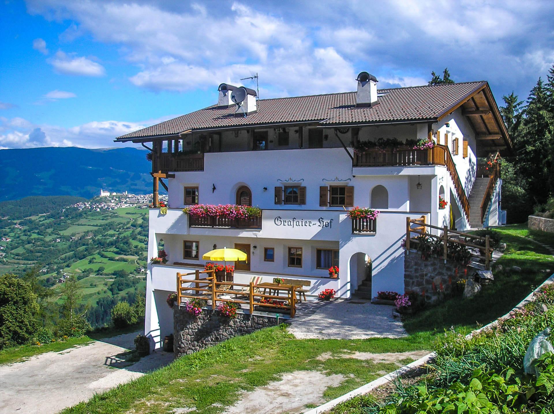 Vacanze in agriturismo con la famiglia a Castelrotto